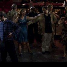 3: Sara Bessio e Néstor Guzzini danzano in una scena del film