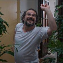 3: un sorridente Humberto de Vargas in una scena del film