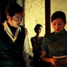 Dangerous Liasons: Ziyi Zhang e Dong-kun Jang in una scena del film