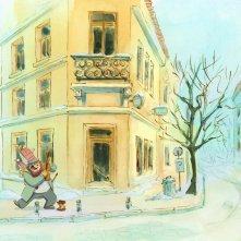 Ernest et Célestine: un'allegra scena del film d'animazione