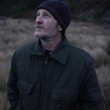 Fogo: Norman Foley in una scena del film