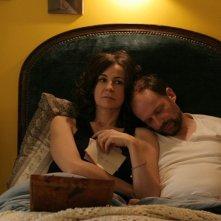Granny's Funeral: Denis Podalydès e Valérie Lemercier in un'immagine del film