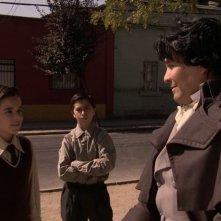 La noche de enfrente: un momento del film diretto da Raoul Ruiz