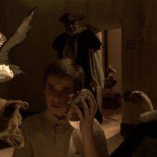 La noche de enfrente: una scena del film