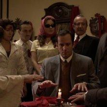 La noche de enfrente: Christian Vadim in una scena tratta dal film
