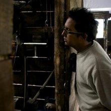 La Sirga: il regista del film William Vega sul set