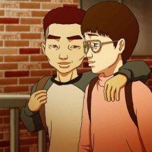 The King of Pigs: un'immagine tratta dal film d'animazione sud coreano