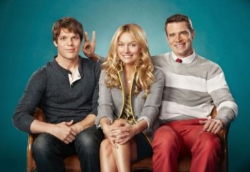 Una foto promozionale per il cast di The Goodwin Games