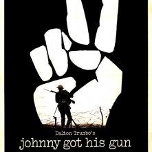 E Johnny prese il fucile: locandina originale
