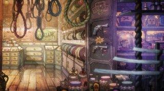 Le magasin des suicides: l'assortimento del negozio dei suicidi in un'immagine del film