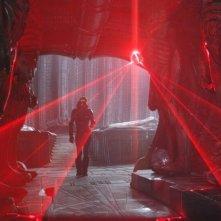Prometheus: un'immagine tratta dal film