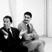 Fallo per Papà: Ciro Ceruti, Ciro Villano e Giacomo Rizzo in una foto promozionale