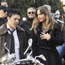 Fallo per Papà: Ciro Ceruti e Roberta Giarrusso in una scena