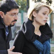 Fallo per Papà: Ciro Villano con Iaia de Rose in una scena del film