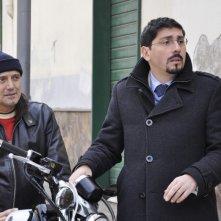 Fallo per Papà: Ciro Villano con Massimo Bonetti in una scena