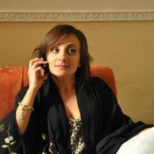 Fallo per Papà: Floriana de Martino in una scena del film