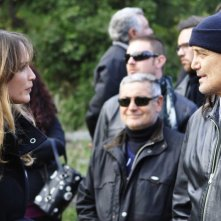Fallo per Papà: Roberta Giarrusso e Massimo Bonetti sul set del film