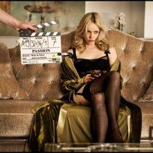 Rachel McAdams attende in ciak sul set di Passion