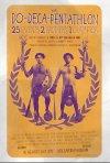 The Do-Deca-Pentathlon: la locandina del film