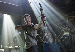 Un'immagine promozionale per la serie tv Arrow