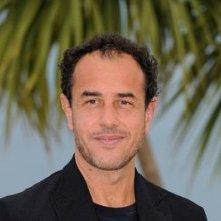 Matteo Garrone a Cannes durante il photocall di Reality