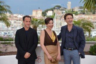 Matteo Garrone, Nando Paone e Loredana Simioli a Cannes per Reality