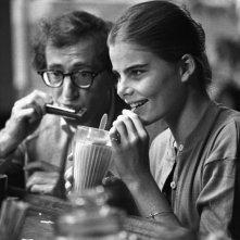 Woody Allen: A Documentary - una scena di Manhattan con Mariel Hemingway