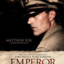 Character poster di The Emperor dedicato a Matthew Fox