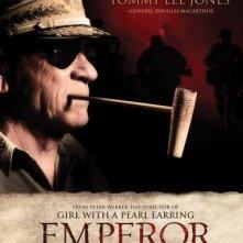 Character poster di The Emperor dedicato a Tommy Lee Jones