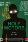 Holy Motors: la locandina italiana del film