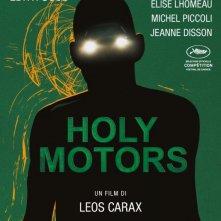 Holy Motors: la locandina italiana del film