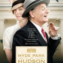 Hyde Park on the Hudson: la locandina del film