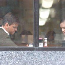 Margaret: Anna Paquin e Matt Damon in una scena del film