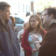 Margaret: Anna Paquin e Matt Damon sul set del film con il regista Kenneth Lonergan