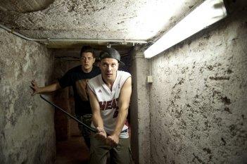 Paura: Claudio Di Biagio e Domenico Diele in una scena
