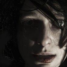 Paura: Francesca Cuttica in un allucinato primo piano del film