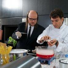 Chef: Santiago Segura insieme a Michaël Youn in una scena
