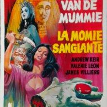 Exorcismus - Cleo, la dea dell'amore: la locandina del film