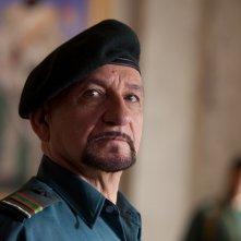 Il dittatore: Ben Kingsley nei panni di Tamir in una scena