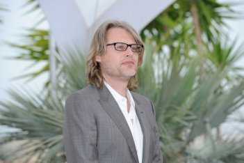 Il regista Andrew Dominik a Cannes al photocall di Killing Them Softly