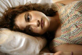Un amore di gioventù: la giovane protagonista Lola Creton in una scena