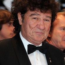 Cannes 2012: il cantante canadese Robert Charlebois e la sua indomita chioma