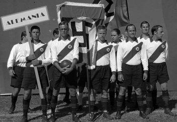 Il mundial dimenticato: la nazi-onale di calcio tedesca inviata in Patagonia nel 1942