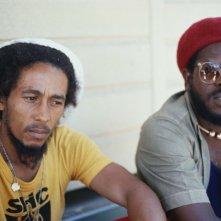 Marley: l'indimenticabile Bob Marley insieme a Peter Tosh in un momento del documentario di Kevin MacDonald