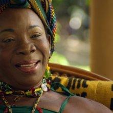 Marley: Rita Marley, moglie e compagna professionale di Bob, intervistata in una scena del documentario