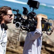L'amore dura tre anni: il regista Frédéric Beigbede sul set