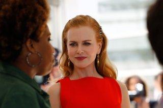 Nicole Kidman e Macy Gray a Cannes prima della conferenza stampa di The Paperboy