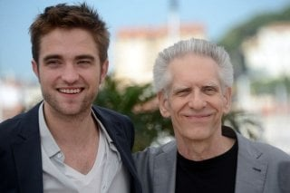 David Cronenberg e Robert Pattinson a Cannes