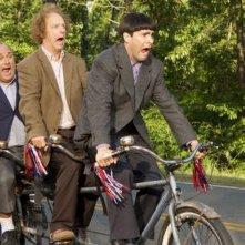I tre marmittoni: Sean Hayes, Will Sasso e Chris Diamantopoulos in una scena