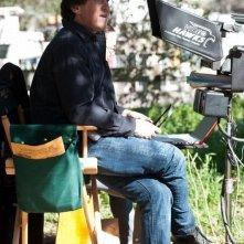 La mia vita è uno zoo: il regista Cameron Crowe sul set del film